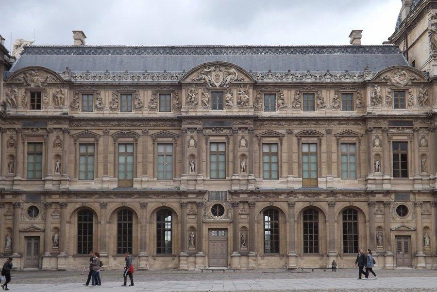 Voyageursaulouvre archive du blog le louvre de la renaissance 1546 1610 - Date construction du louvre ...