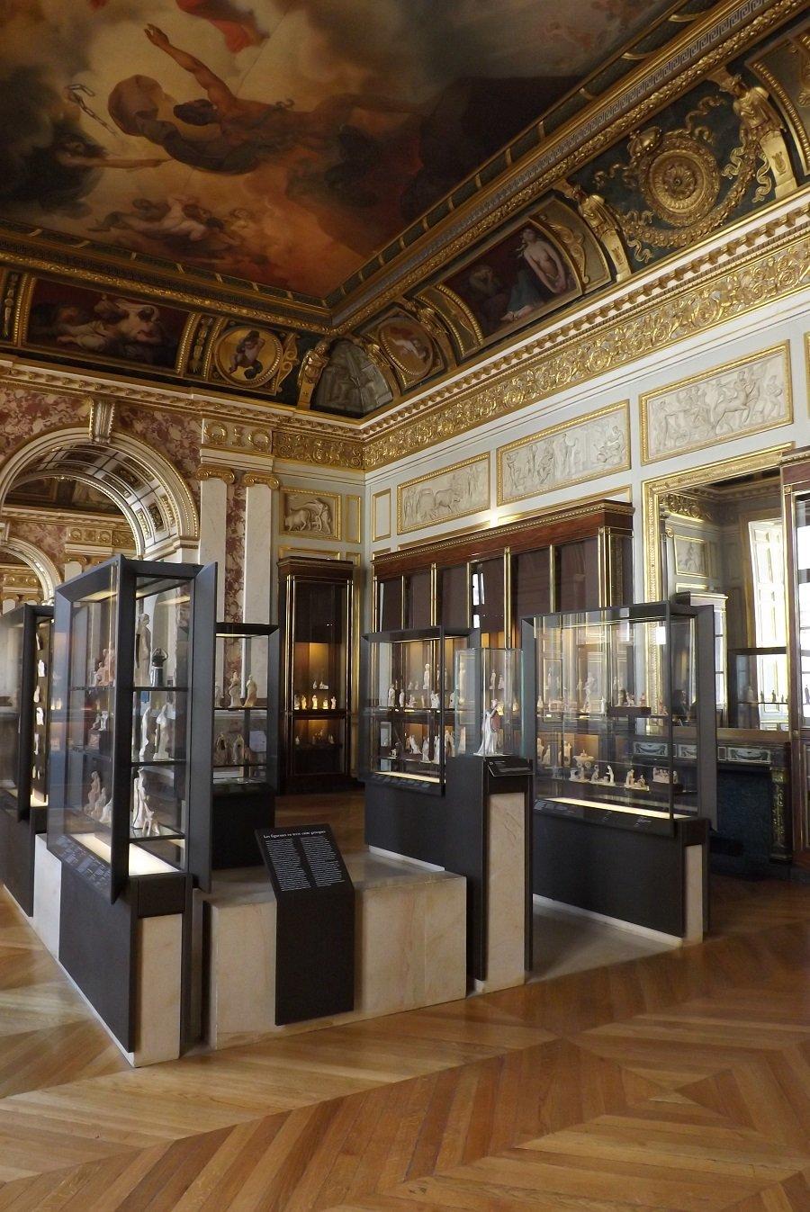 voyageursaulouvre archive du blog le louvre de la monarchie restaur e 1814 1830. Black Bedroom Furniture Sets. Home Design Ideas